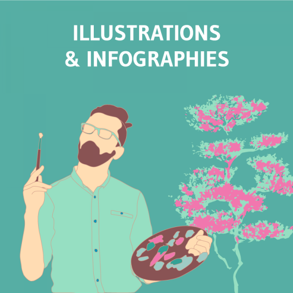Illustrations & Infographies