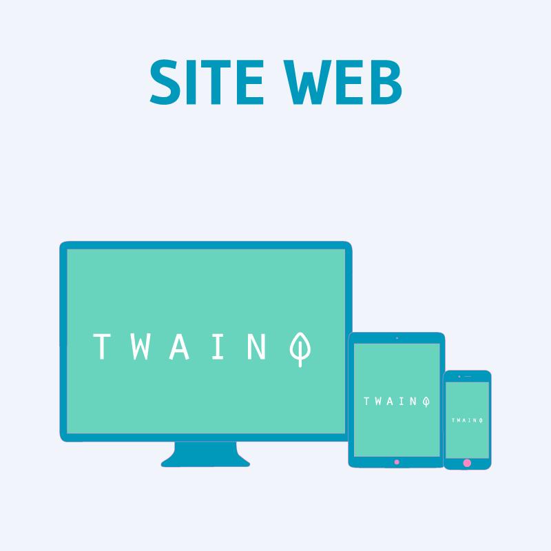 Site Web Twaino