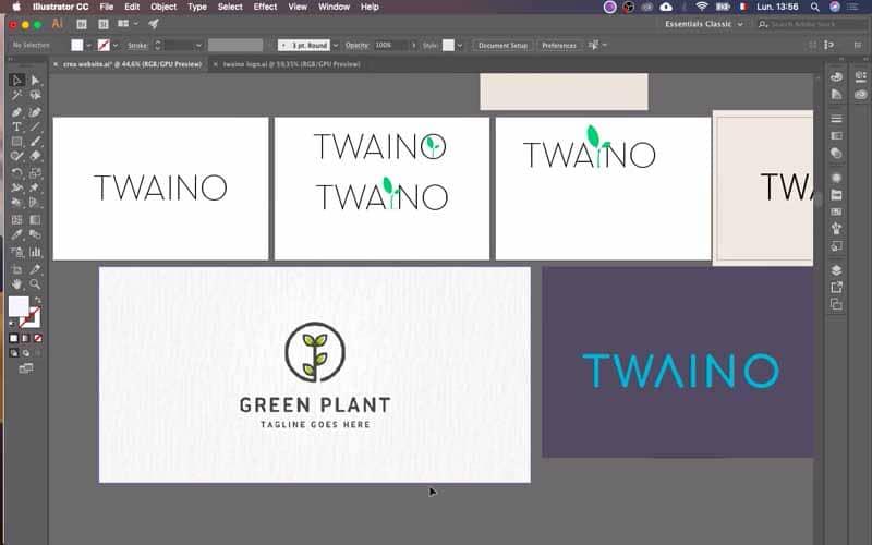 Inspirations logo twaino