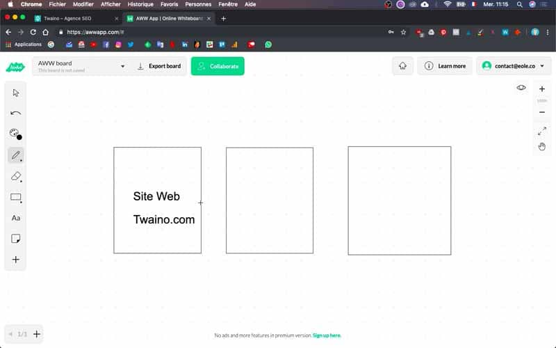 Installation Google Search Console Site Twaino.com