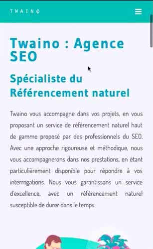 56 Partie agence SEO version telephone