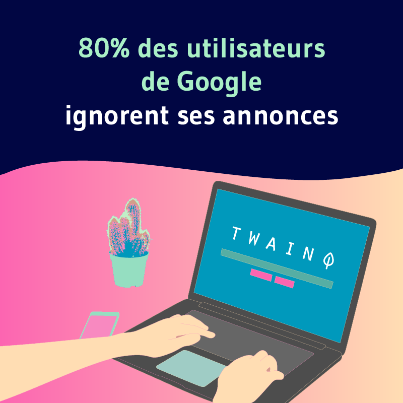 80 des utilisateurs de Google ignorent ses annonces 2