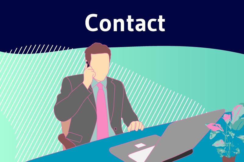 Contact Twaino
