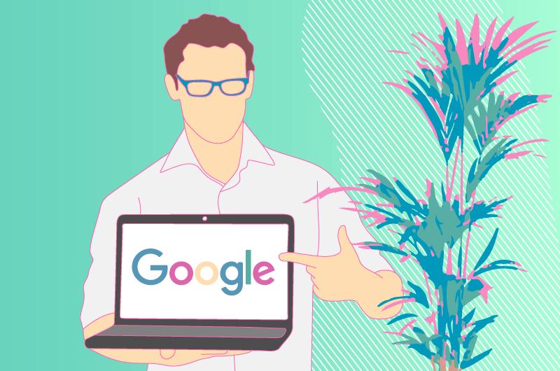 L'histoire fascinante du nom et du logo de Google