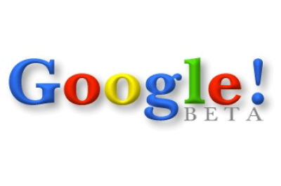 Logo Google 1997 version beta