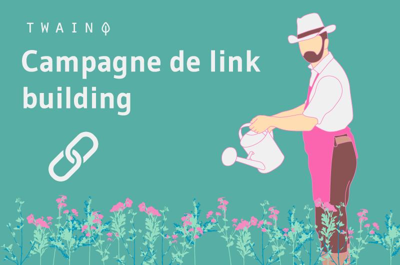 Campagne de link building