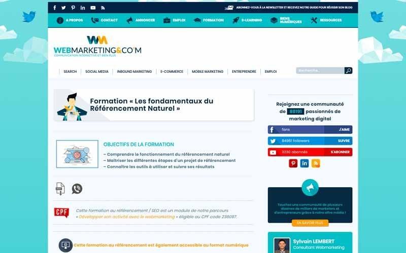 Webmarketing et com