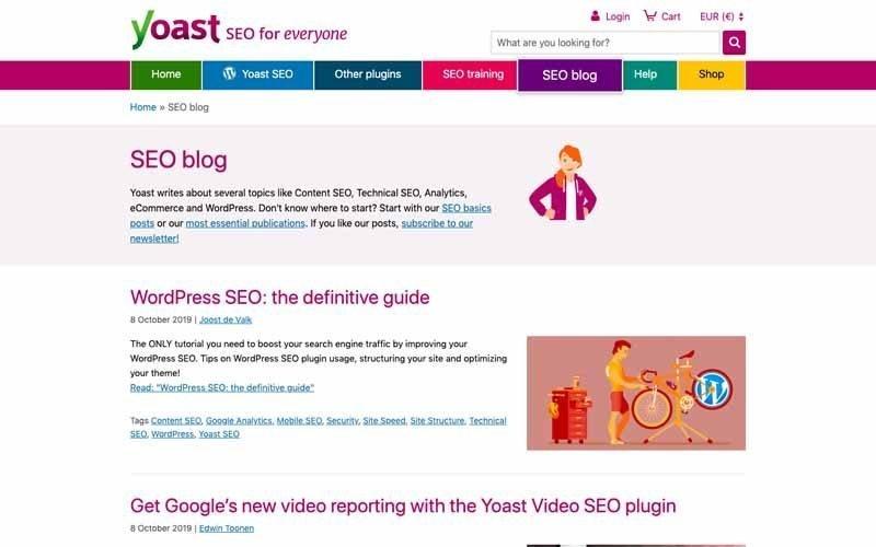 Blog Yoast