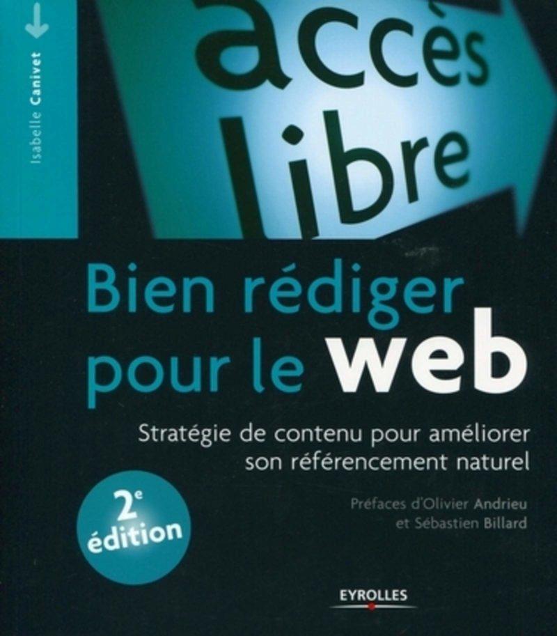 Livre Bien rediger pour le web