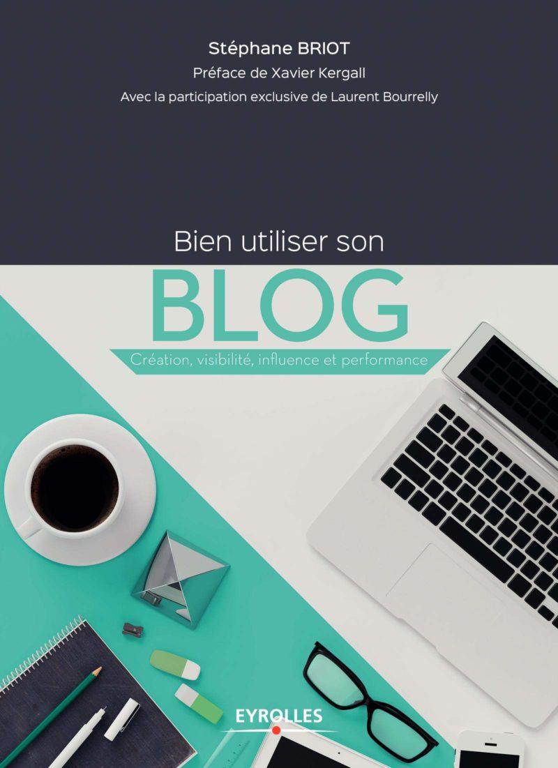Livre Bien utiliser son blog