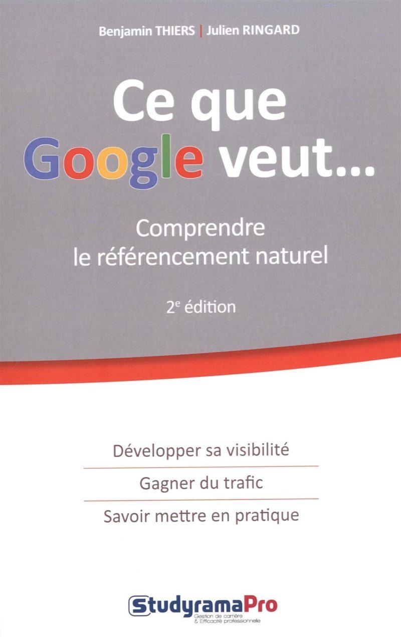 Livre Ce que Google veut