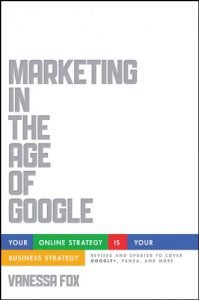 Livre Marketing in the age of google