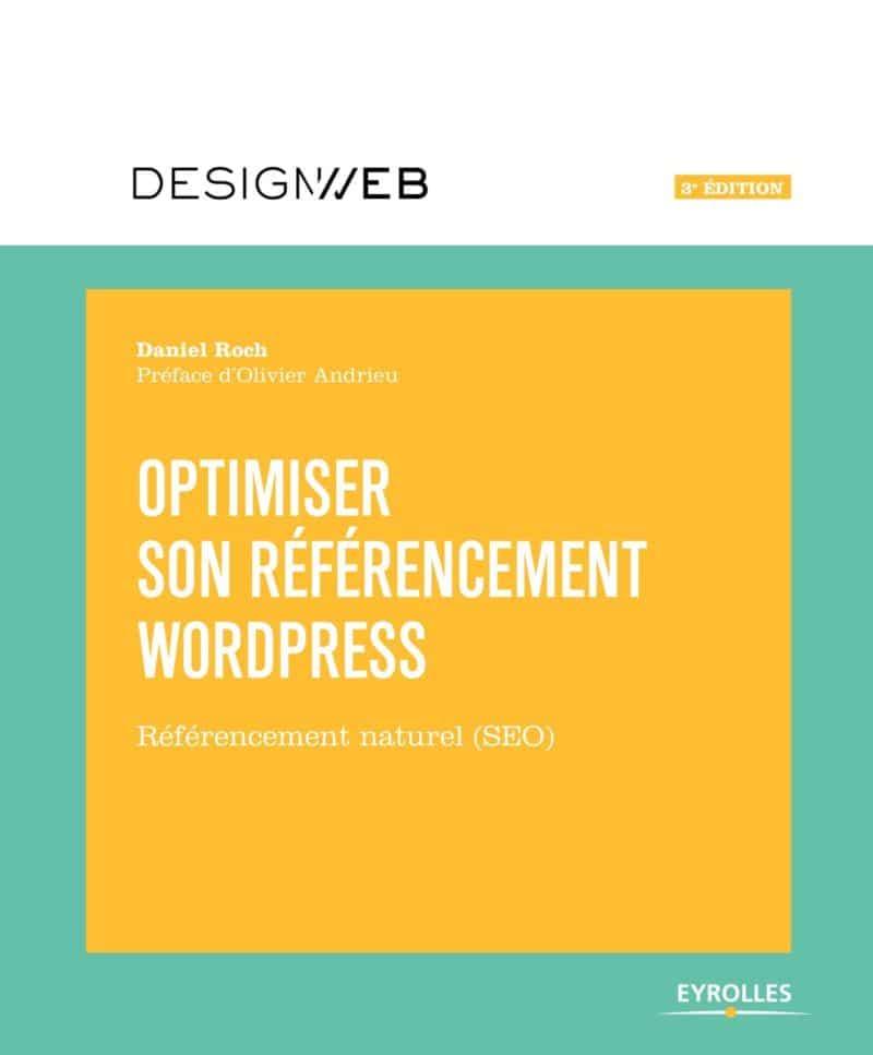 Livre Optimiser son referencement sur wordpress