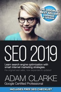 Livre SEO 2019 Learn Search Engine with smart internet strategies