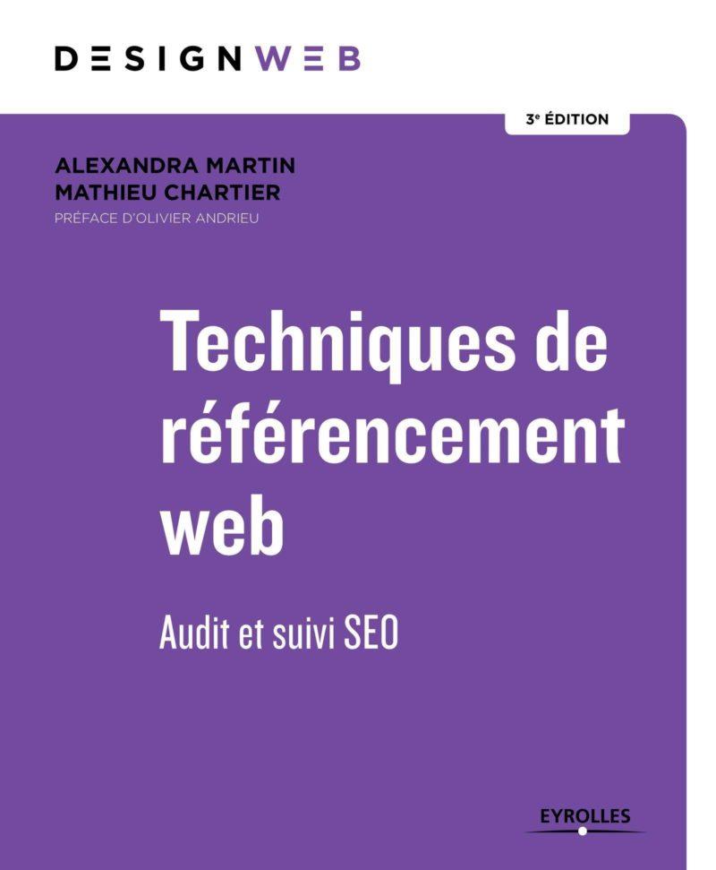 Livre techniques de referencement web