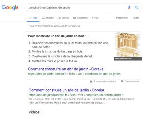 Google permet d avoir les resultats adequats meme avec les mauvais mots