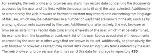 Google peut obtenir les donnees des utilisateurs grace aux navigateurs 2