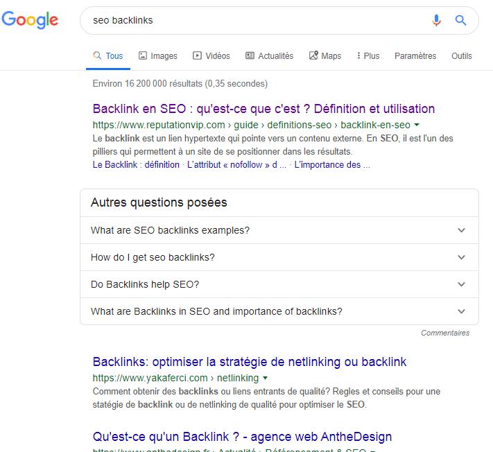 Ne pas utiliser le PLUS dans Google