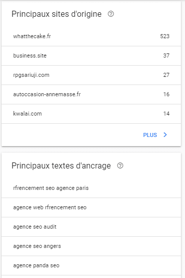 Sites referents et textes d_ancres