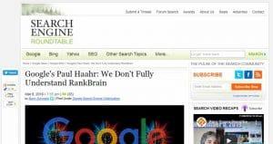 Google ne comprend pas parfaitement RankBrain