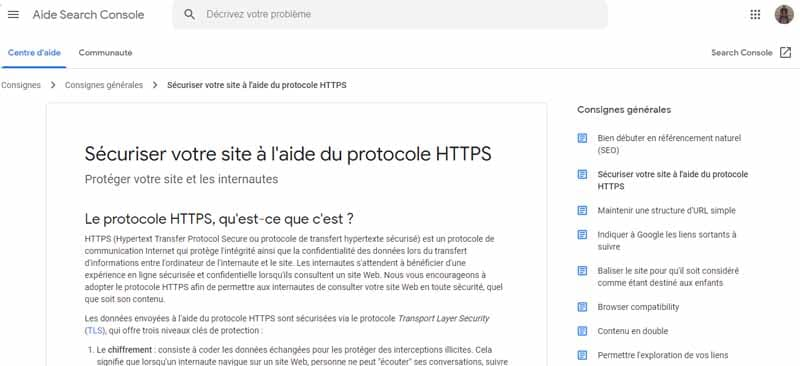 Securiser un site web avec https