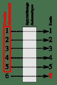 Processus d'apprentissage automatique