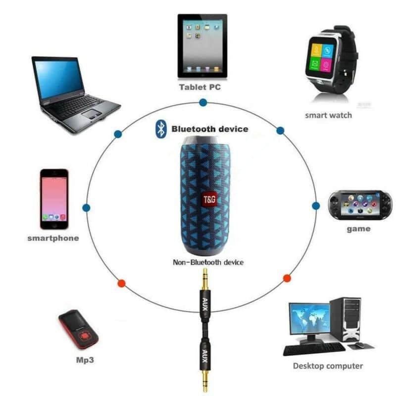 Les différents supports eclectroniques utilises pour une assistance vocale