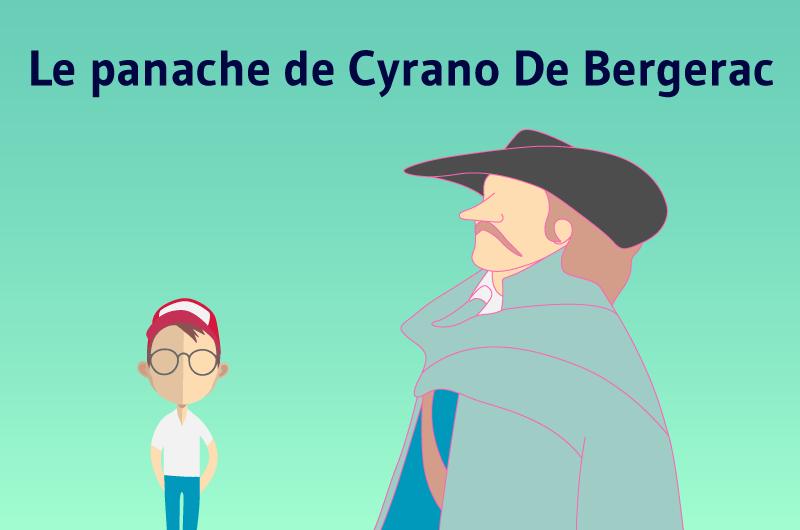 Le panache de Cyrano de Bergerac