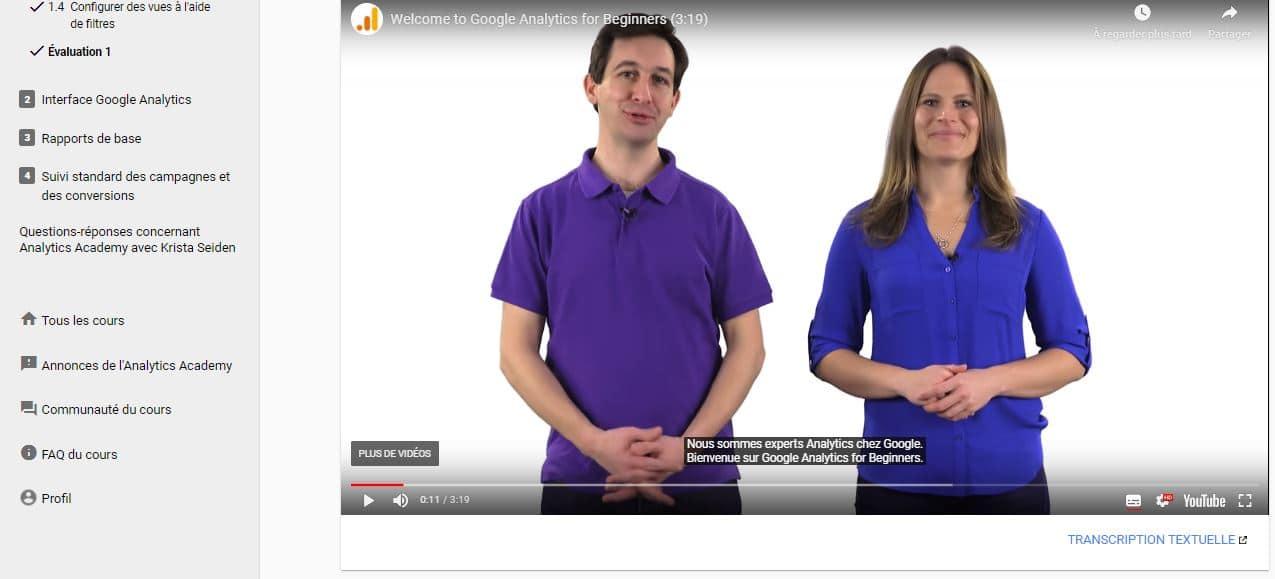Videos pour apprendre a maitriser l analyse des donnees
