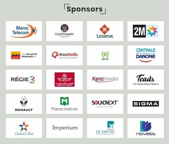 Les sponsors de Les Imperiales