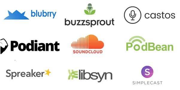 Plateformes d hebergement de podcasts