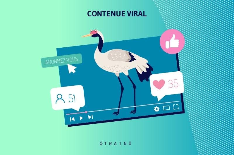 creer des videos virales