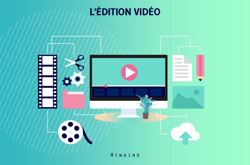 Edition de la video