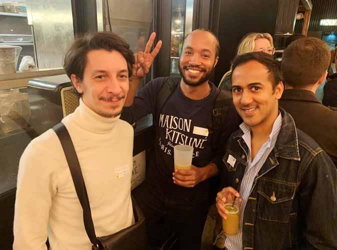 Photo de la Rencontre networking du 27 fevrier 2020 4