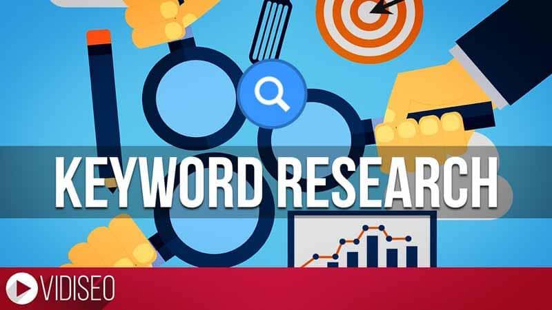 Recherche de mots cles videos