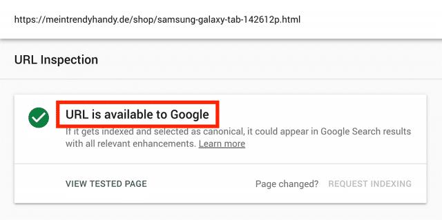 Regler les erreurs soft 404 dans la Searche Console 4
