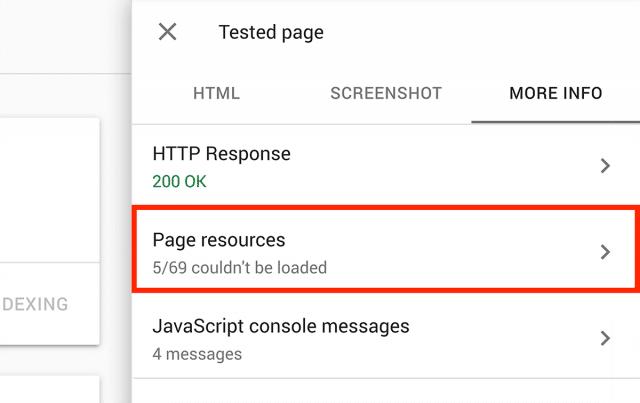 Regler les erreurs soft 404 dans la Searche Console 6