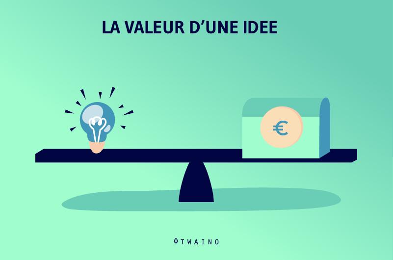 LA valeur d une idee