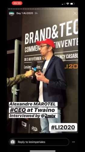 Les imperiales 2020 - Alexandre MAROTEL TV