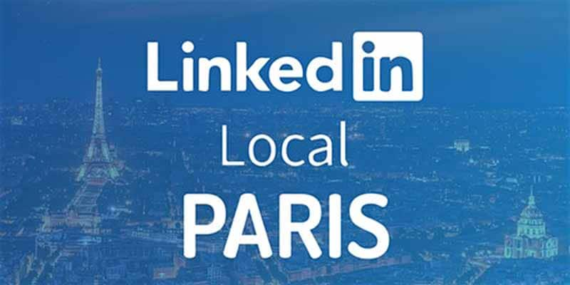 Linkedin Local Paris