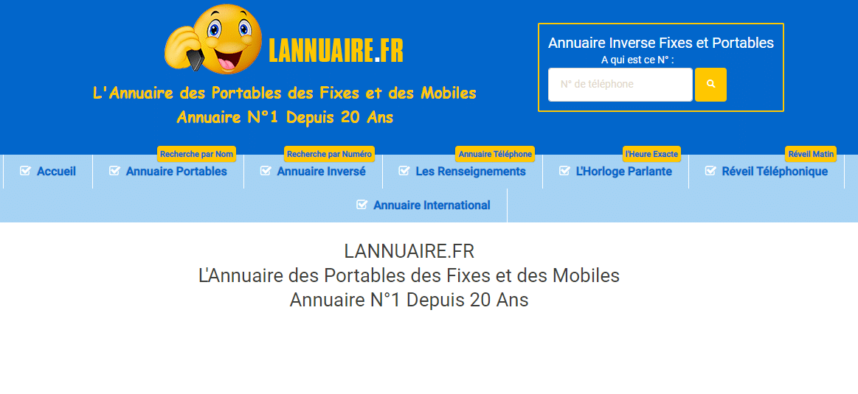 lannuaire local SEO