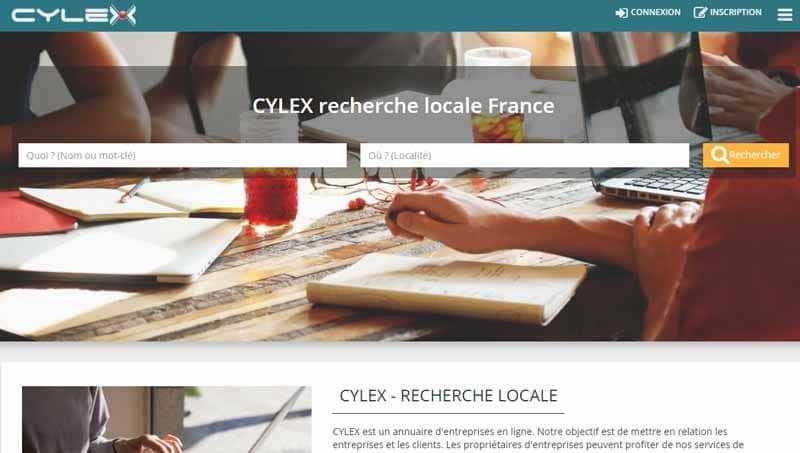 Cylex local SEO