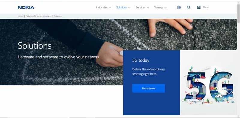 Alcatel Lucent entreprise rachetee par Nokia et specialisee dans les telecoms