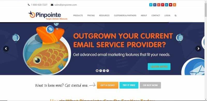 entreprise fournissant des services d automatisation du marketing par email
