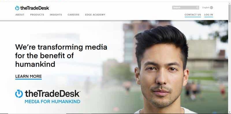 The Trade Desk entreprise mettant les medias au service de l humanite