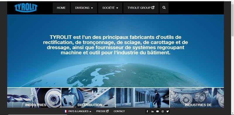 Tyrolit entreprise ayant utilise une strategie CRM pour integrer des produits et des solutions