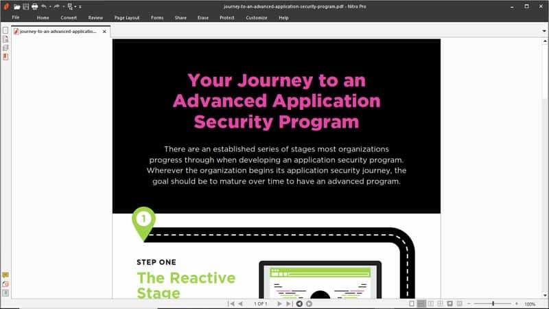 programme Application Security Program Journey de Veracode