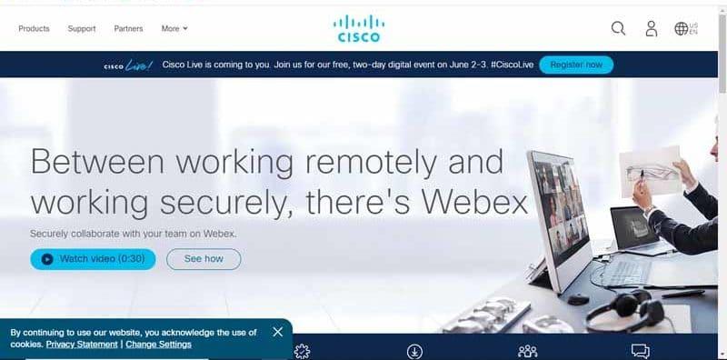 Cisco expert mondial en solutions informatiques reseaux et cybersecurite