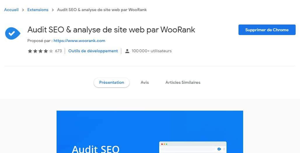Audit SEO et analyse de site web