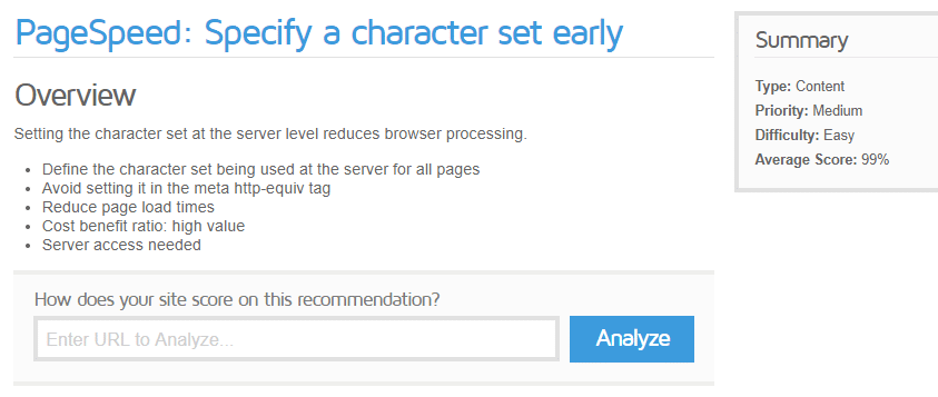 definir un jeu de caracteres